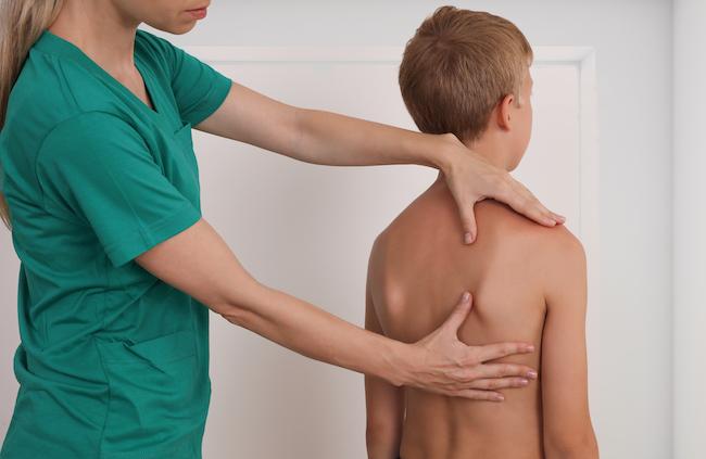 Baby- und Kinder-Physiotherapie Hannover PTMP Junge