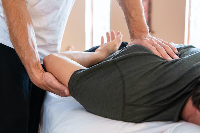Krankengymnastik Hannover Massage