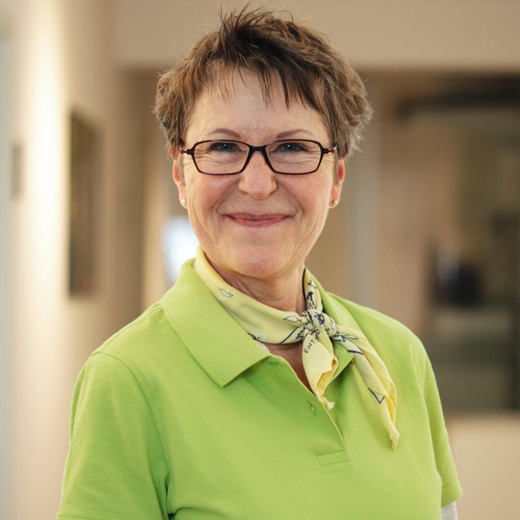 Praxis für Physiotherapie Am Klagesmarkt – Birgit
