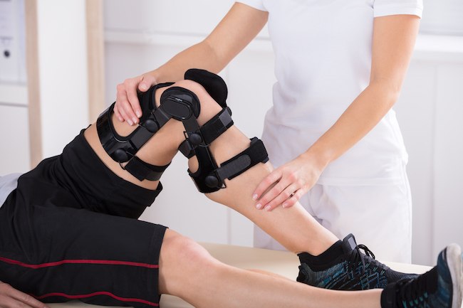 Praxis für Physiotherapie Hannover Bandage