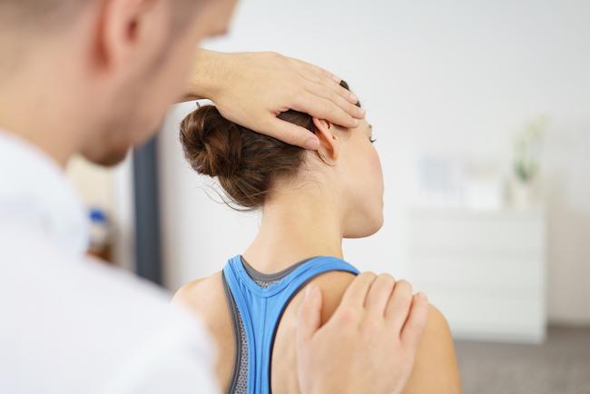 Praxis für Physiotherapie Hannover Hals