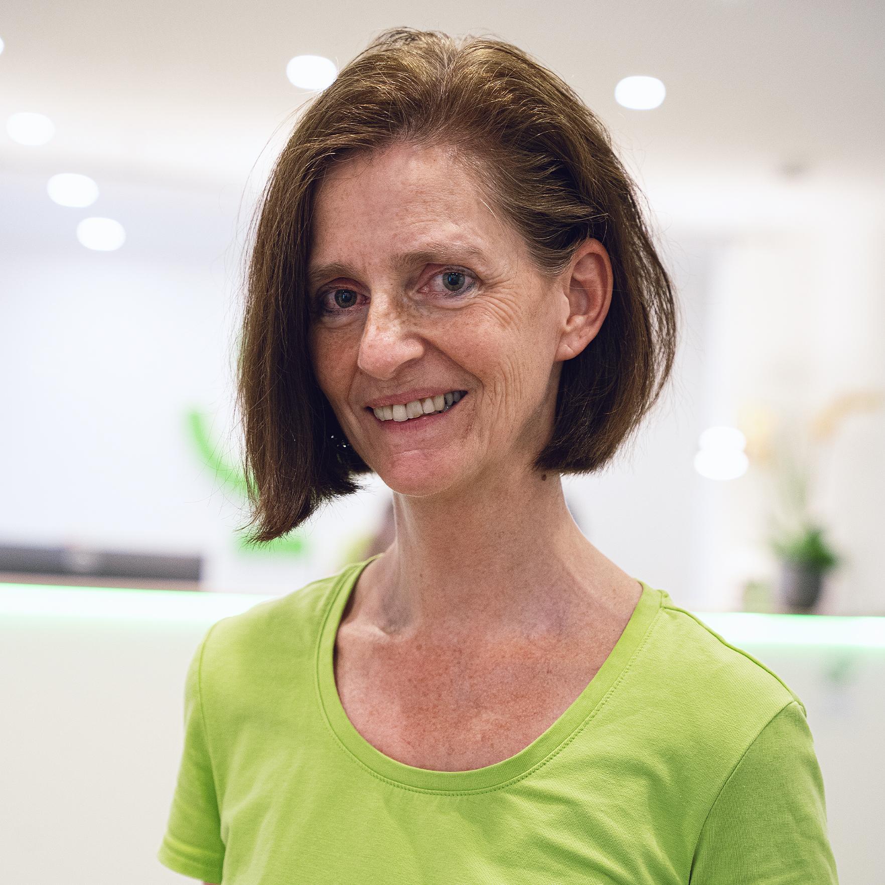Praxis für Physiotherapie Seelhorster Garten – Ursula Wehrmann